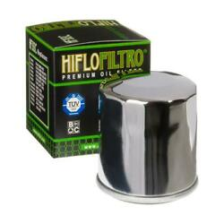 POLARIS 500 RANGER EFI LE 06 - 13 CHROME OIL FILTER OE QUALITY HIFLO HF303C $17.43