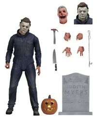 NECA Ultimate Michael Myers Halloween 2018 7 inch Tall Action Figure