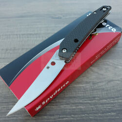 Spyderco Ikuchi Folding Knife 3.25