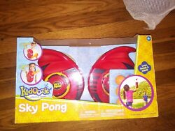 Kidoozie Sky Pong with 2 Ball Launchers $11.00