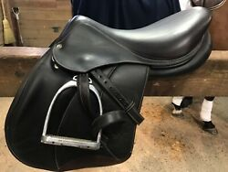 2018 Voltaire Saddle 17 inch seat $5,100.00