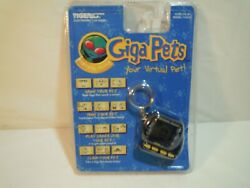 Virtual Alien Giga Pets (Tiger Electronics 1997) New In Package $280.00