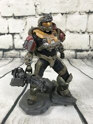 Halo Reach Statue Jorge - Reach Replacement Figure And Weapon $29.95