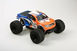 LC RACING 1:14 4WD Mini Brushless Monster Truck Metal RTR EP RC Car EMB MTH $289.00