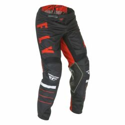 Fly Racing Dirt Youth Kinetic Mesh Pants Red Black 22 $109.95