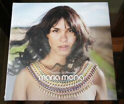 MARIA MENA WEAPON IN MIND VINYL LP FACTORY SEALED NEW 2013 RARE OOP EU POP WOW! $100.00