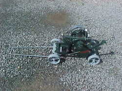 Maytag Small Engine Truck Cart  Hit Miss Gas Motor Wringer Washer $130.00