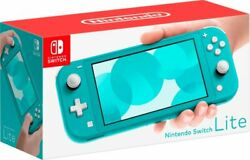 New Nintendo - Switch 32GB Lite (Four Colors) $275.99