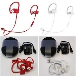 Beats By Dr. Dre Powerbeats2 Wireless Headphones Bluetooth Earbuds LOOSE PACK $39.49