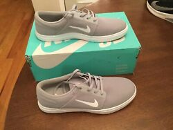 Nike Grey Nike Sb's Low New With Box