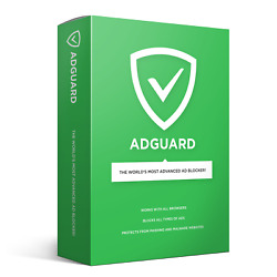 Adguard Premium Lifetime License Key for 3 devices PC MAC Android iOS Ad blocker $16.99