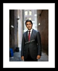 Justin Trudeau 8x10 Photo Print Canada Prime Minister Suit Alley Canadian $8.99