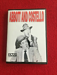 ABBOTT AND COSTELLO 34 FULL LENGTH CLASSIC MOVIES 10 DVD SET $23.95