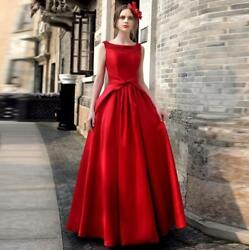 Formal Wedding Bridesmaid Long Evening Party Ball Prom Gown Cocktail Maxi Dress $24.99