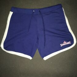 Vintage Cute naughty Naughties hot pants Shorts Spalding Size 10 00s Chica 90s GBP 2.50
