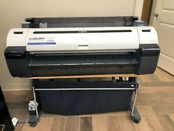 Canon imagePROGRAF iPF770 36 Color Inkjet Printer Plotter $1,200.00