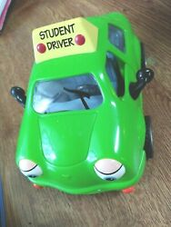 CHEVORN CARS DANNI DRIVER GREEN quot;STUDENT DRIVERquot; CAR $5.00