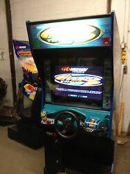 HydroThunder Sitdown Arcade game CRT to LCD Led conversion Kit $421.00