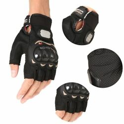 Special Forces Tactical Gloves Slip Outside Riding Fighting Half Finger Gloves $12.99