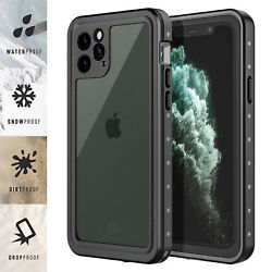 For Apple iPhone 11  11 Pro Max Case Waterproof FRE w Screen Protector Series $16.98