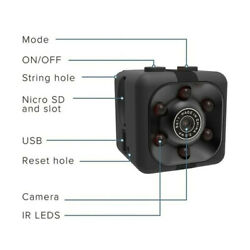 1080P Mini Camera IP Small Cam Sensor Night Vision $11.99