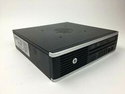 HP Compaq Elite 8200 USDT Intel Core i3-2100 3.10GHz 4GB RAM No HDD No OS w GPU $27.85