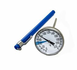 SmartChoice Backyard Compost Stainless Steel Soil Thermometer with 1.5quot; Dial ... $35.99