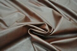 Brown Leather Hide Upholstery Whole Full Cow Hide 55 Square Feet Stunning $110.00