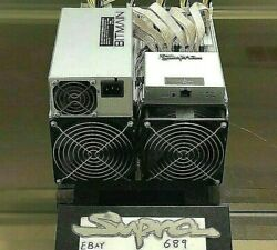 MiningCrate - Antminer S9Dual 🔥24THs At 1780w🔥 2 Tuned S9 ASICs with PSU USA $179.50