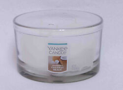 Yankee Candle Coconut Beach Large 3 Wick Candle Burns 30 50 Hour $21.99