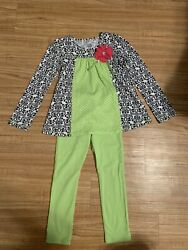 Girls Boutique Outfit Size 6 Brand Kids Headquarters $14.99