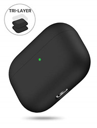 Miracase Upgrade Cover for Airpods Pro Case Triple Layer Protective Liquid Case $18.69