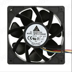 6000RPM 4-pin CPU cooling fan cooling fan for Antminer Bitmain S7 S9 $12.80