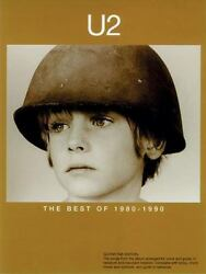 U2 the Best of 1980-1990 by Unknown