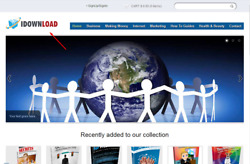 Digital Store eBooks Website Free hosting Installation $12.00