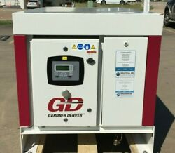25Hp Air Compressor Gardner Denver Screw Compressor #1301
