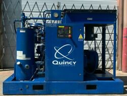 50Hp Air Compressor Quincy Screw Compressor #1341