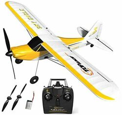 Top Race Rc Plane 4 Channel Remote Control Airplane Ready to Fly Rc Planes for A $224.98