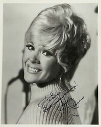 CONNIE STEVENS Autograph Inscribed Signed Photograph Approx 8