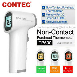 TP500  Thermometer Non-Contact Infrared Gun Digital Forehead Body Adult Baby NEW $24.99