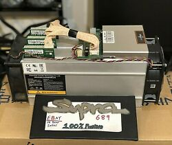Bitmain AntMiner S9 13.5TH upgraded with factory S9j Enhanced Power Mode USA $79.50