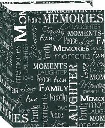 1-Premium~Photo Album~Holds-100-Photos~4 x 6-Size~WOW!~SOLD OVER 600~SEE BELOW!! $14.99