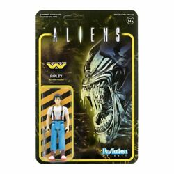 Super7 Aliens Ellen Ripley ReAction Figure 3.75-Inch Carded Figure *NOC $19.90