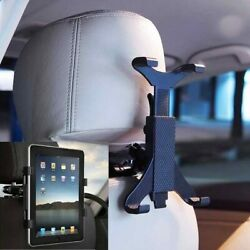 360°Car Back Seat Headrest Mount Holder Stand for 7~13Inch Phone Tablet PC iPad $7.88