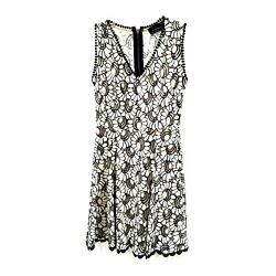 NWOT Dress Forum Junior size XS sleeveless fit & flare lace trim dress $9.99