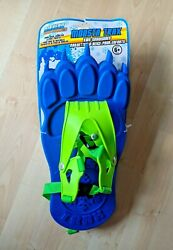 Airhead Monsta Trax Kids Snowshoes Monster Footprints for Boys amp; Girls Ages 6 $28.98