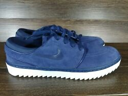 Nike Janoski G Mens AT4967 400 Size 9.5 Navy White Golf Shoes New In Box 2 $90.00