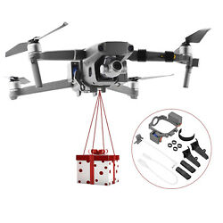 Air Thrower Drone Delivery Device Dropping System Kit for DJI Mavic 2 Zoom Pro $38.38