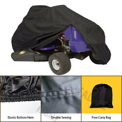 Waterproof Riding Lawn Mower Tractor Storage Cover Outdoor UV Protection GLMT3 $17.97