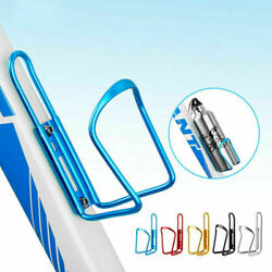 Sports Bike Bicycle Cycling Drink Water Bottle Holder Aluminum Alloy Rack Cagetr $6.99
